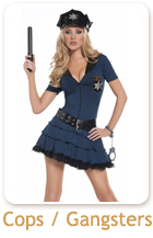 Cops / Gangsters Costumes