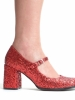 3 Inch Mary Jane Glitter Eden Shoes