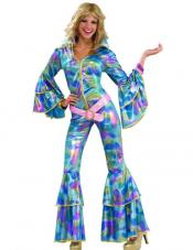 70's Disco Mama Costume Forum Novelties