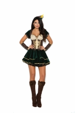 Adorable Archer 3 Pc Costume Elegant Moments