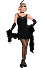 All That Jazz Flapper 20'S Costume Dreamgirl