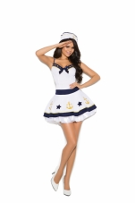 Anchor's Away Sailor 2 Pc Costume Elegant Moments