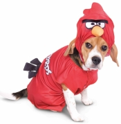 Angry Birds Red Bird Pet Costume Paper Magic