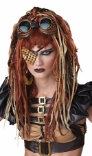 Apocalypse Dreads Adult Wig California Costume