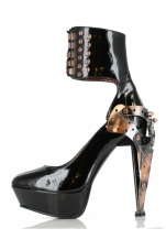 Apollo Metallic Plated Heels