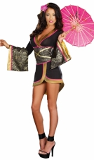 Asian Persuasion Adult Costume