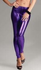 Avenue Stretch Metallic Leggings