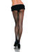 Backseam Fishnet Pantyhose Leg Avenue