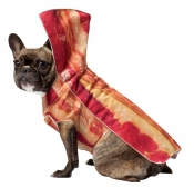 Bacon Pet Costume Rasta Imposta