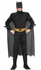 Batman The Dark Night Rises Muscle Chest Deluxe Costume