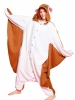 BCozy Flying Squirrel Costume