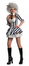 Beetlejuice Secret Wishes Adult Costume Rubies