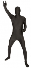 Black Adult Morphsuit