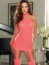 Black Diamond Chemise