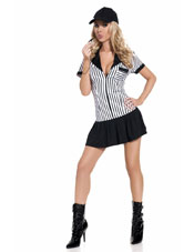 Blow My Whistle Costume Seven Til Midnight