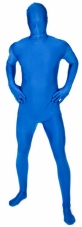 Blue Adult Morphsuit