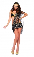 Bollywood Darling Costume Leg Avenue
