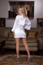 Bride Robe Set Dreamgirl
