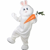 Bunny Plush Economy Mascot Costume Buy Seasons