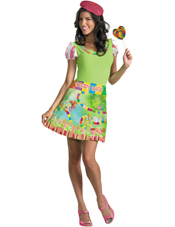 Candy Land Ladies Costume