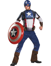 Captain America Movie Captain America Costume