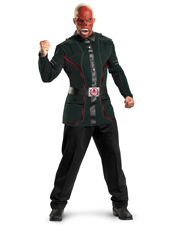 Captain America Movie - Red Skull Deluxe Costume