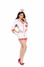 Cardiac Arrest Nurse 2 Pc Costume