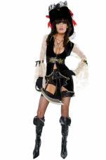 Caribbean Couture Sexy Pirate Costume