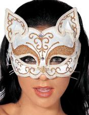 Cat Mask Shirley