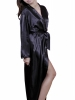 Charmeuse Long Robe Vx Intimate Lingerie