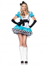 Charming Alice Costume Leg Avenue