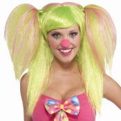 Circus Sweetie Lollypop Lilly Wig Forum Novelties