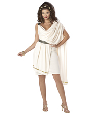 Classic Toga Female Costume California Costume