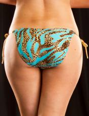Cleopatra Tie-Side American Bottom Lola Luna
