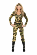 Combat Warrior 3 Pc Costume
