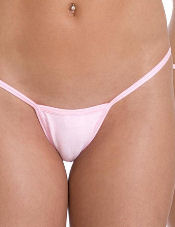 Convertible Cover Strap T-Back G String Body Zone