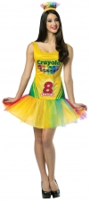 Crayola Crayon Box Tutu Dress