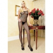Crochet  Bodystocking Leg Avenue