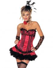 Dance Hall Holly Costume