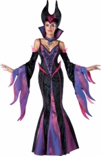 Dark Sorceress Adult Costume InCharacter