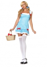 Darling Dorothy Costume Leg Avenue