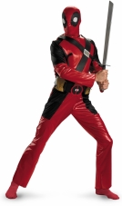 Deadpool Classic Costume