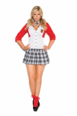 Dean List Diva 2 Pc Costume