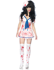 Decaying Sailor Debbie Costume Leg Avenue