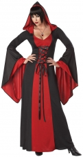 Deluxe Hooded Robe California Costume