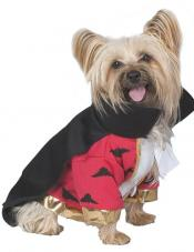 Deluxe Vampire Dog Costume Buy Seasons