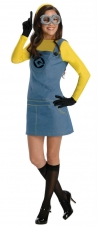Despicable Me 2 Lady Minion Costume Rubies