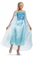 Disney Frozen Elsa Deluxe Adult Costume Disguise