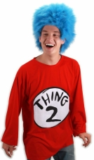 Dr. Seuss Thing 2 Adult Costume Kit