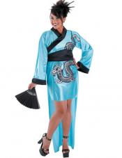 Dragon Geisha Costume